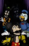Five Nights at Mickey's by ShamelessMagic