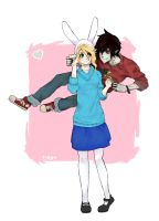 AT- Fionna and Marshall lee by 1-084