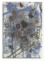 Chaos Ink Splatter by WWKnauth
