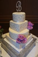 Wedding cake 198 by ninny85310