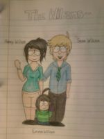 The Wilsons by Its-Allisa
