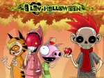 I Luv Halloween Wallpaper by ZombiDJ