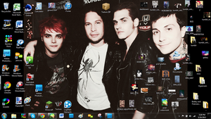 I had a ton of fun with my desktop. by CONVULS10NS