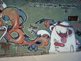 Neza city Rockers by GraffMX