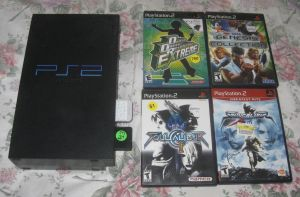 My New PS2! by T95Master