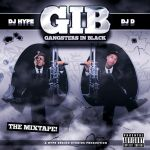 Gangsters In Black Mixtape by Hypedesignstudios
