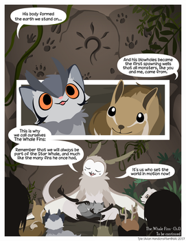 The Whale Fins - #0 Page 5 by AvianHandicrafter