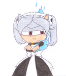 Marie In Ponytail by sonic4ever760