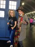 The Fourth Doctor and I  #2 by NIGHTSANDSONIC