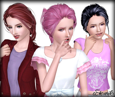 Peggy 901 - Retextured for Teens to Elders by D3N1ZFTW