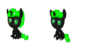 free changling foal adopts! by star4567980