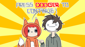 Press Dodger To Continue! by LiSArtz