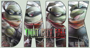 Foot TMNT by cathy0720