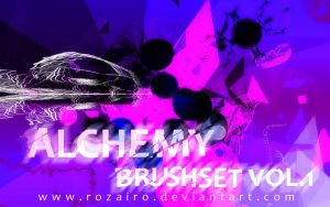 Alchemy Brush vol 1 by Rozairo