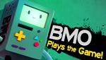BMO FOR SMASH BROS. by Karzahnii