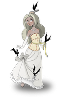 Princess Integra - Dressing up by mistressmariko