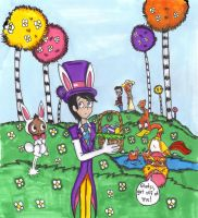 Easter 2012 Lorax by KessieLou