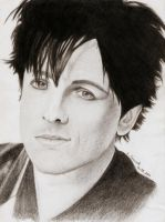 Billie Joe Armstrong by CookieMonster95