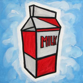 Milk by alispagnola