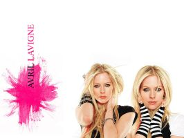 Avril Lavigne Wallpaper by JoaoAntonio