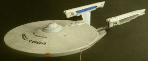 USS Excalibur-Refit 4 by Roguewing