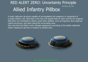 RA Z- Allied Infantry Pillbox by Harry-the-Fox