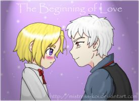 APH ::The Beginning:: AT by Mistress-Koi