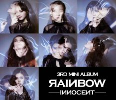 +Rainbow | INNOCENT [3er Mini Album] by AsianEditions