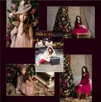 Fashion book (children's publications) by Pushistay