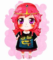 Princess bubblegum . GIF by keenann