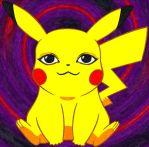 Pikachu Learned Leer by Bongwater-bandit