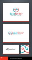 Date Finder Logo Template by LogoSpot