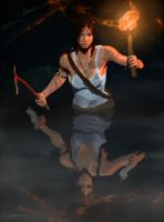 Tomb Raider Reborn competition entry by THECOOLGEEK