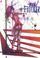 The Fiddler by marballz