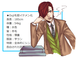 IW// Ouji by Pickelda