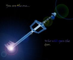 A Keyblade by Snoko