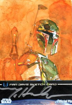 Boba Fett Fan Days 3 by markmchaley