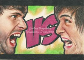 Food Battle - Smosh (FINISHED) by Tokiiolicious
