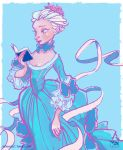 Elsa - French Revolution Frozen by ipercalisse