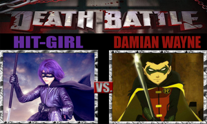 Death Battle Fight Idea 58 by Death-Driver-5000