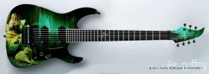 Guitar design 3 by Chatterly