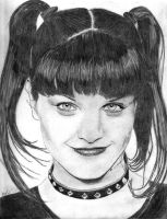 Pauley Perrette - Abby Sciuto by Fallen-Immortal