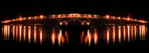 kapuas bridge by misseraty