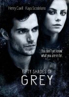 Fifty shades of grey movie poster by Azarela90
