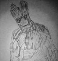 Groot by arcadia999