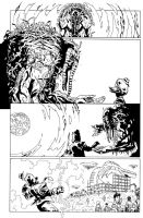 Fearsome four issue 4 page 02 by timothygreenII
