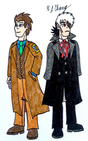 The Two Doctors by StealthNinja5