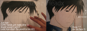 Roy Mustang- Math Project DONE by XmzlazyheadX
