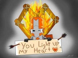 You Light Up My Heart by Ram3nLuvr666