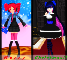 -Merry Christmas from Martheh-.:DOWNLOAD:. by TwilightMarth